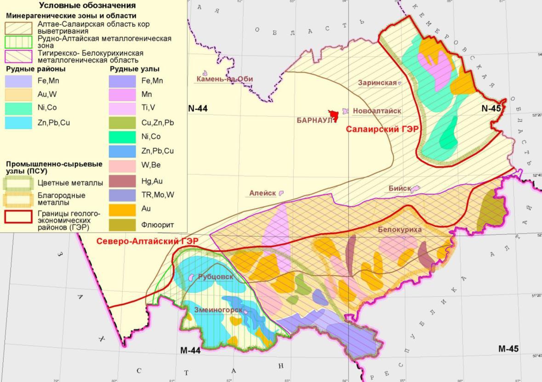 россыпные месторождения золота в казахстане